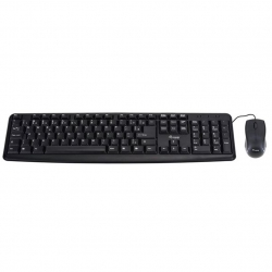 Wired Keyboard and Mouse Combo