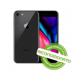 iPhone 8 64GB Space Gray [RICONDIZIONATO GRADO A]