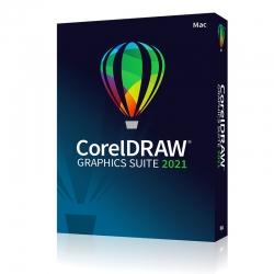 CorelDRAW Graphics Suite 2021 Box IT per Mac