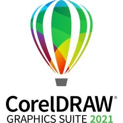 CorelDRAW Graphics Suite 2021 Rinnovo Abbonamento di 365 giorni per Win