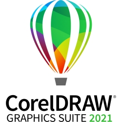 CorelDRAW Graphics Suite 2021 Versione Elettronica per Win