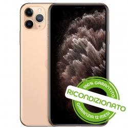 iPhone 11 Pro Max 64GB Gold [RICONDIZIONATO GRADO A+]