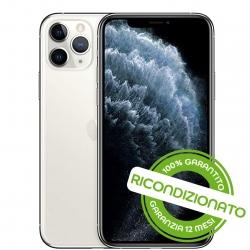 iPhone 11 Pro 256GB Argento [RICONDIZIONATO GRADO A+]