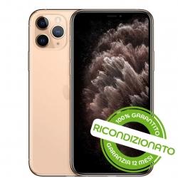 iPhone 11 Pro 256GB Oro [RICONDIZIONATO GRADO A+]