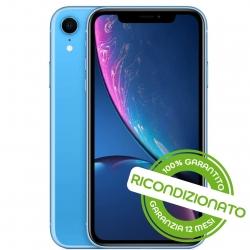 iPhone XR 64GB Blue [RICONDIZIONATO GRADO A+]
