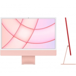 Apple iMac 24'' Retina 4,5K M1 8-Core GPU 8-Core con 8GB di RAM - Rosa