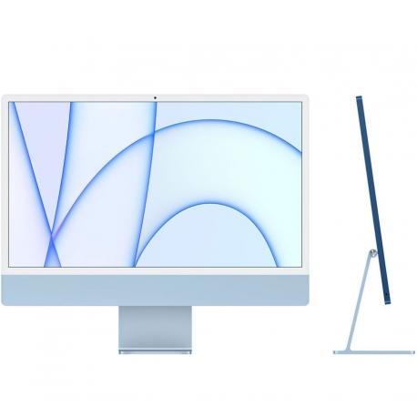 Apple iMac 24'' Retina 4,5K M1 8-Core 512GB con 16GB di RAM - Azzurro