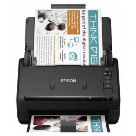 Epson WORKFORCE ES-500WII - Scanner A4 wireless con fronte/retro automatico