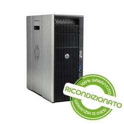 HP Z620 Workstation [RICONDIZIONATO GRADO A]