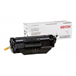 Everyday Toner Nero, HP Q2612A CRG-104 FX-9 CRG-103 a Xerox, 2000 pagine- (006R03659)