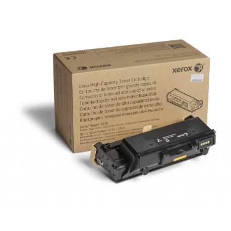 Xerox Cartuccia toner Nero da 15000 pagine per Phaser 3330 WorkCentre 3300 Series (106R03624)