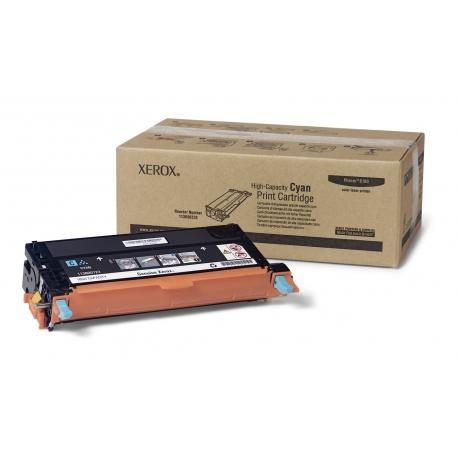 Xerox Cartuccia toner Ciano per Phaser 6180 6180MFP (113R00723)