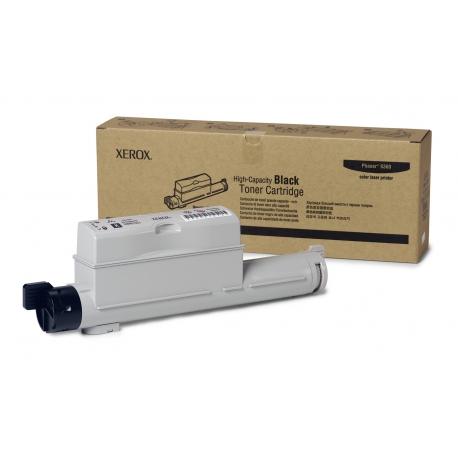 Xerox Cartuccia toner Nero per Phaser 6360 (106R01221)