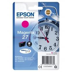 Epson Alarm clock Cartuccia Sveglia Magenta Inchiostri DURABrite Ultra 27