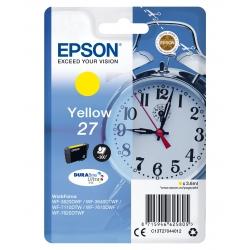 Epson Alarm clock Cartuccia Sveglia Giallo Inchiostri DURABrite Ultra 27