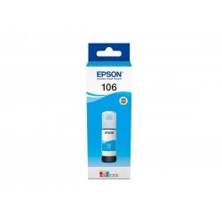 Epson 106 EcoTank Cyan ink bottle