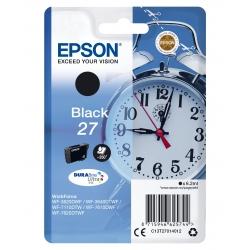 Epson Alarm clock Cartuccia Sveglia Nero Inchiostri DURABrite Ultra 27
