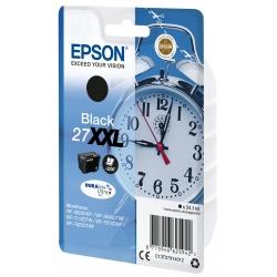 Epson Cartuccia Sveglia Nero Inchiostri DURABrite Ultra 27XXL