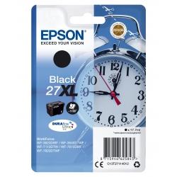 Epson Alarm clock Cartuccia Sveglia Nero Inchiostri DURABrite Ultra 27XL