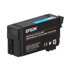 Epson Singlepack UltraChrome XD2 Cyan T40C240(26ml)