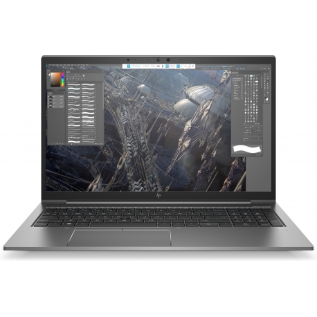 "HP ZBook Firefly 15 G7 DDR4-SDRAM Workstation mobile 39,6 cm (15.6"") 1920 x 1080 Pixel Touch screen Intel® Core™ i7 di decima"