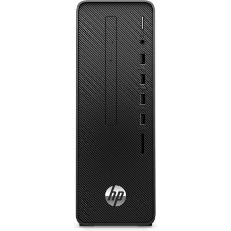 HP 290 G3 DDR4-SDRAM i3-10100 SFF Intel® Core™ i3 di decima generazione 8 GB 256 GB SSD Windows 10 Pro PC Nero