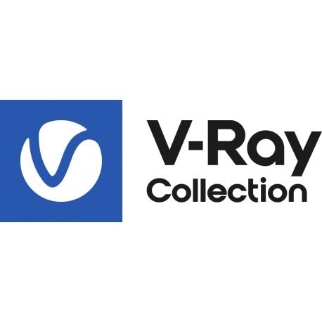 V-Ray Collection per professionisti abbonamento 1 anno
