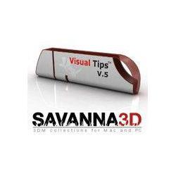 SAVANNA 3D per Rhinoceros Commercial Win full