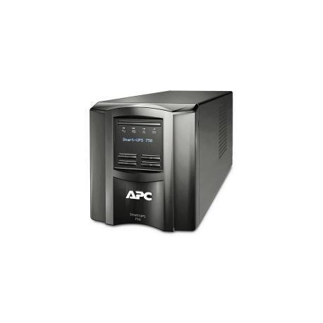 APC SMART-UPS 750VA LCD 230V Smart Connect