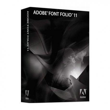 Adobe Font Folio 11.1 MLP ENG 5 USER