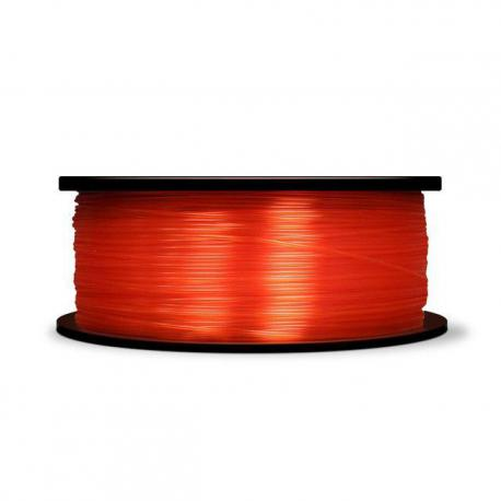 MakerBot PLA Filament Translucent Orange