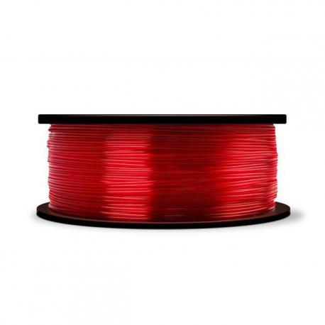 MakerBot PLA Filament Translucent Red
