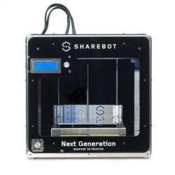Sharebot NG Nero - 2 estrusori