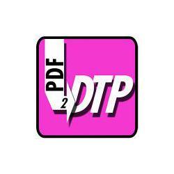 PDF2DTP per InDesign CC, CS6 Bundle Subscription 12 mesi