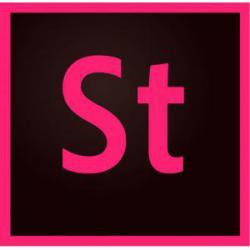 Adobe Stock Medium per clienti Adobe CCT - Rinnovo abbonamento 12 mesi