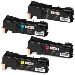 Kit Toner Completo Alta Capacità per Xerox Phaser 6500 / WorkCentre 6505