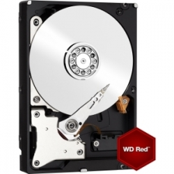 "Disco rigido WD Red WD10EFRX 3 TB 3.5"" Interno - SATA - 64 MB Buffer"