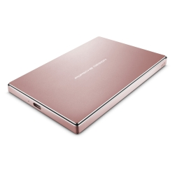 2TB PORSCHE DESIGN 2.5 P'9227 USB 3.0 TYPE C - ROSE GOLD EDITION