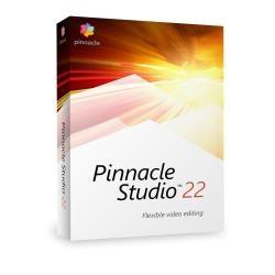 Corel Pinnacle Studio 22 STANDARD (MULTILINGUA)