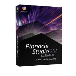 Corel Pinnacle Studio 22 ULTIMATE (MULTILINGUA)